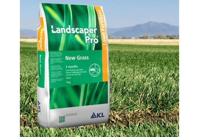 Ingrasaminte gazon Landscaper Pro New Grass- 15 kg (Scotts)