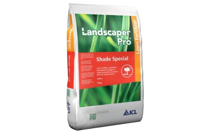 Ingrasaminte gazon Landscaper Pro Anti Muschi, Shade Special- 15 kg (Scotts)