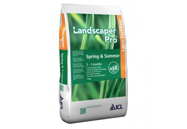 Landscaper Pro Spring and Summer