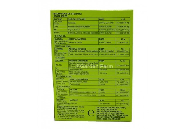 Pachet 4 produse pentru pomi fructiferi 3