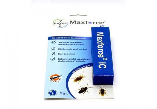 Max Force IC gel 5 g _1