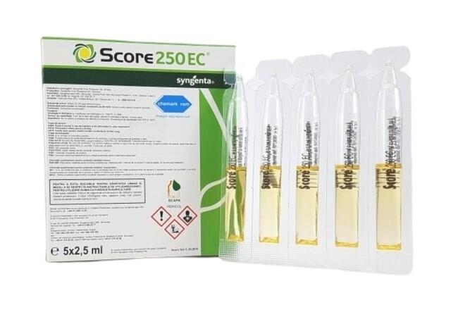 Score 250 EC, 2.5 ml