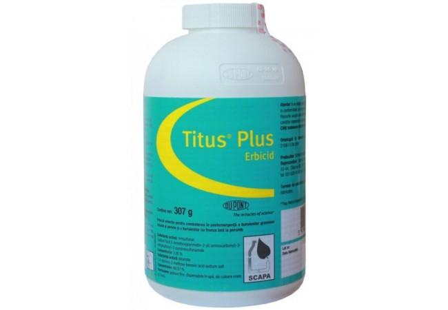 Titus Plus, 307 g