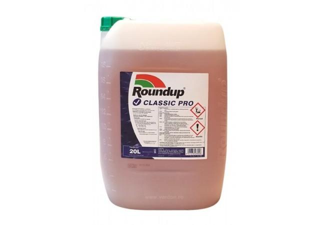 roundup 20 litri